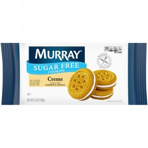 Murray Sugar Free Vanilla Cream Cookies