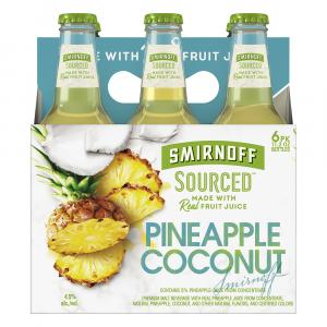 Smirnoff Pineapple Coconut
