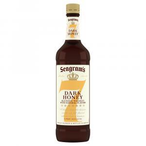 Seagram's 7 Crown Dark Honey Whiskey