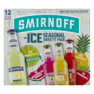 Smirnoff Premium Malt Mixed Drinks Variety Pack