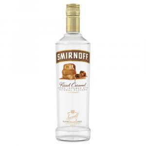 Smirnoff Vodka Kissed Caramel