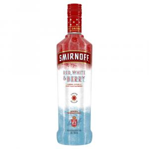 Smirnoff Vodka Red, White and Berry