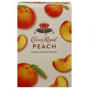 Crown Royal Canadian Whisky Peach