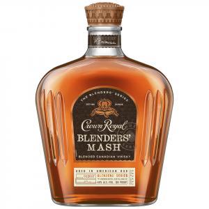 Crown Royal Canadian Whisky Bourbon Mash