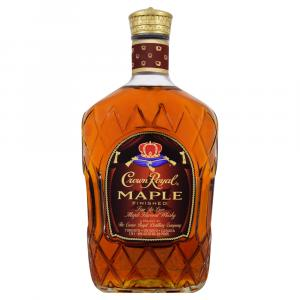 Seagram's Crown Royal Maple Finish