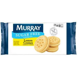 Murray Sugar Free Lemon Creme Cookies