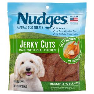 Nudges Chicken Jerky Cuts Health & Wellness