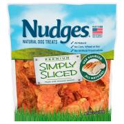 Nudges Simply Sliced Chicken Breast Dog Treats