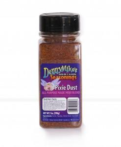 Denny Mike's Pixie Dust All Purpose Seasoning