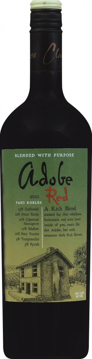 Clayhouse Adobe Red Wine