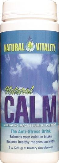Natural Calm Anti Stress Drink Mix Original