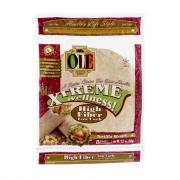 Ole Extreme High Fiber Low Carbs Wraps