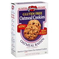 Glenny's Gluten Free Oatmeal Raisin Cookies