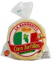 La Banderita Yellow Corn Tortillas