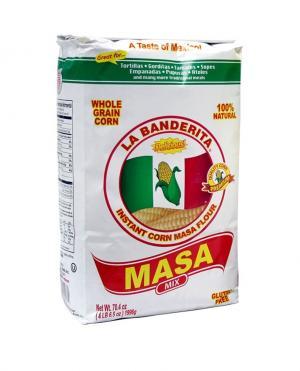 La Banderita Instant Corn Masa Flour Mix