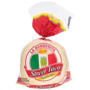 La Banderita Flour Street Tacos