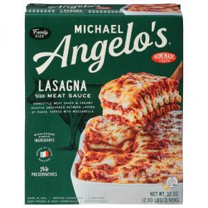 Michael Angelo's Meat Lasagna