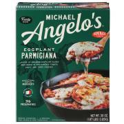 Michael Angelo's Eggplant Parmesan