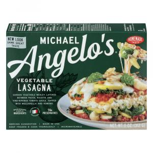 Michael Angelo's Vegetable Lasagna with Kale