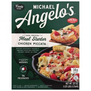 Michael Angelo's Chicken Piccata Meal Starter