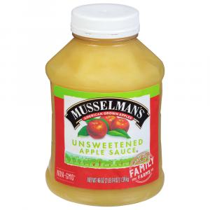 Musselman's Unsweetened Applesauce