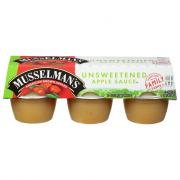 Musselman's Natural Applesauce