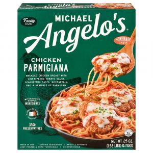 Michael Angelo's Chicken Parmesan Family Size