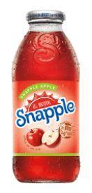 Snapple Apple Drink