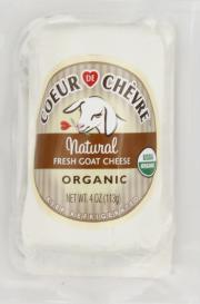 Coeur de Chevre Organic Goat Log