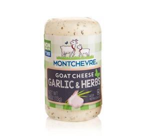 Montchevre Garlic & Herbs Goat Cheese