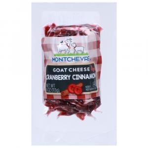 Montchevre Cranberry Cinnamon Goat Cheese Log