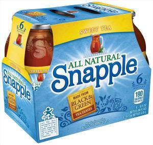 Snapple Sweet Tea