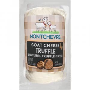 Montchevre Truffle Goat Log