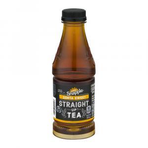 Snapple Sorta Sweet Straight Up Tea