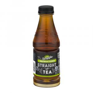 Snapple Unsweetened Straight Up Tea