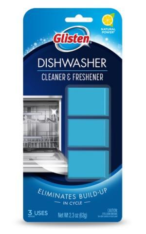 Glisten Dishwasher Cleaner & Freshener