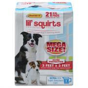 Lil' Squirts XXL Mega Training Pads
