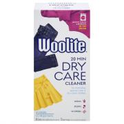 Woolite at Home Dry Cleaner Cloths