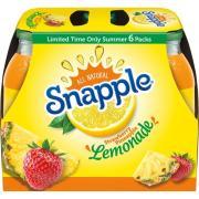 Snapple Strawberry Pineapple Lemonade