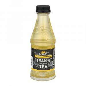 Snapple Sorta Sweet Straight Up Honey Green Tea