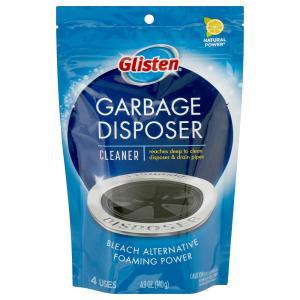 Glisten Disposer Care Foaming Cleaner