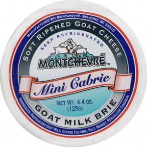 Montchevre Mini Cabrie Goat Brie