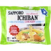 Sapporo Ichiban Chicken Flavor Japanese Style Noodles