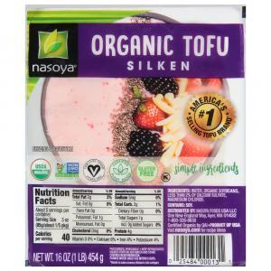 Nasoya Organic Silken Tofu