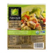 Nasoya Organic Super Firm Cubed Tofu