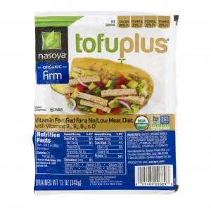 Nasoya Plus Firm Tofu