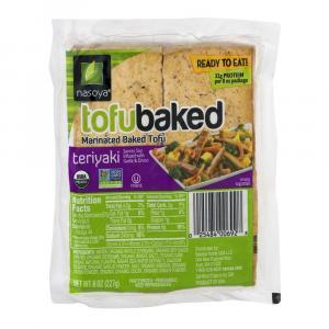 Nasoya Baked Tofu Teriyaki