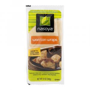 Nasoya Wonton Wraps