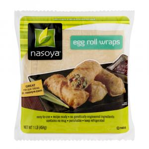 Nasoya Eggroll Wrappers
