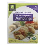 Nasoya Organic Thai Basil Vegetable Dumplings